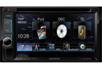 Kenwood Electronics DDX4015BT car media receiver (Schwarz)