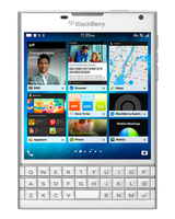 BlackBerry Passport 32GB 4G Weiß (Weiß)