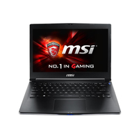 MSI Gaming GS30-2M16SR2 (Shadow) (Schwarz)