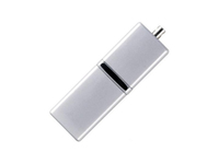 Silicon Power LuxMini 710 32GB 32GB USB 2.0 Silber USB-Stick (Silber)