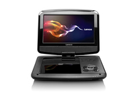 Lenco DVP-9412 portabler DVD/Blu-Ray-Player (Schwarz)