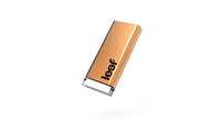 Leef Magnet, 32GB 32GB USB 3.0 Kupfer USB-Stick (Kupfer)