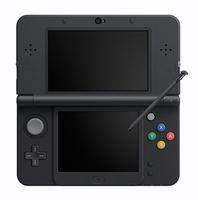 Nintendo New 3DS (Schwarz)