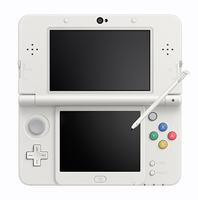 Nintendo New 3DS (Weiß)