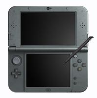 Nintendo New 3DS XL (Schwarz, Metallisch)