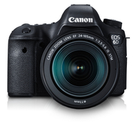 Canon EOS 6D Kit III (EF 24-105 f3.5-5.6 IS STM) (Schwarz)