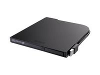 Buffalo DVSM-PT58U2VB DVD Super Multi DL Schwarz Optisches Laufwerk (Schwarz)