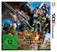 Nintendo Monster Hunter 4 Ultimate