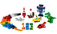 Lego 10693 - Classic Baustein - Ergänzungsset (Mehrfarbig)