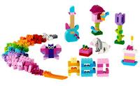 Lego 10694 - Classic Baustein-Ergänzungsset, Pastelltöne (Mehrfarbig)