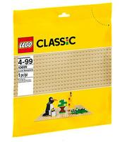 Lego Classic Sandfarbene Grundplatte 1Stück (Sand)