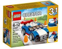 Lego Creator Blauer Rennwagen 67Stück (Mehrfarbig)