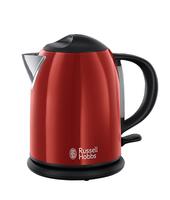 Russell Hobbs 20191-70 Wasserkocher (Schwarz, Rot)