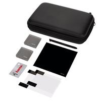 Hama 00053446 Schutzhülle für tragbare Spielekonsole (Schwarz)