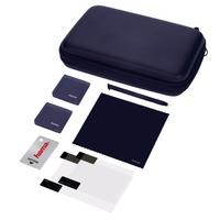 Hama 00053447 Schutzhülle für tragbare Spielekonsole (Blau)