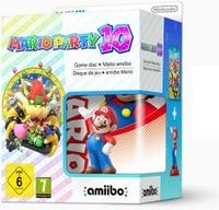 Nintendo Mario Party 10 + amiibo Mario, Wii U