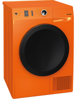 Gorenje D8565NO A++ Freestanding 8kg Front-load Orange (Orange)
