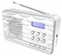 Soundmaster DAB500SI Radio (Silber)