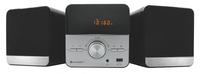 Soundmaster MCD370SI Homestereoanlage (Silber)