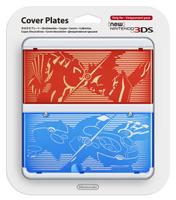 Nintendo 2212466 Schutzhülle für tragbare Spielekonsole (Blau, Rot)