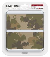 Nintendo 2213266 Schutzhülle für tragbare Spielekonsole (Camouflage)