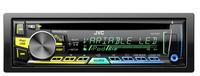JVC KD-R761E Auto-CD/DVD Tuner (Schwarz)