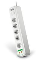 APC PM5V-GR Überspannungsschutz (Weiß)
