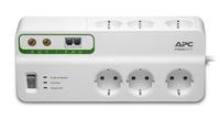 APC PMH63VT-GR Überspannungsschutz (Weiß)