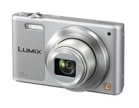 Panasonic Lumix DMC-SZ10 (Silber)