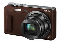 Panasonic Lumix DMC-TZ58 (Braun)