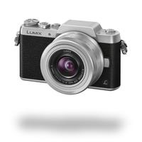 Panasonic Lumix DMC-GF7K + G VARIO 12-32mm (Schwarz, Silber)