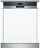 Siemens SN578S06TE Semi built-in 13places A+++-10% Stainless steel Spülmaschine (Edelstahl)