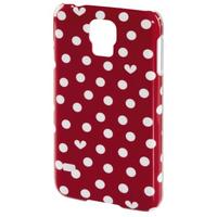 Hama 00123776 Handy-Schutzhülle (Rot, Weiß)