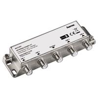 Hama 00121601 LNB (low noise block downconverter) (Silber)