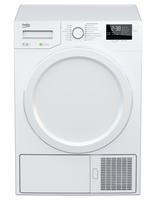 Beko DPY 7405 HW3 A++ 7kg Front-load Weiß (Weiß)