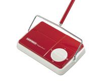 LEIFHEIT 11709 Rot, Weiß Teppichkehrer (Rot, Weiß)