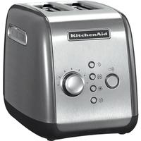 KitchenAid 5KMT221 (Grau, Silber)