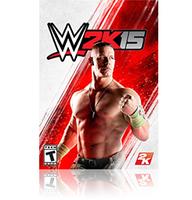 Take-Two Interactive WWE 2K15