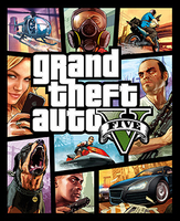 Rockstar Games Grand Theft Auto V Xbox One