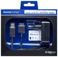 Bigben Interactive BB330472 Ladegeräte für Mobilgerät (Schwarz)