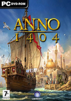 Software Pyramide ANNO 1404, PC