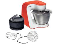 Bosch MUM54I00 Mixer (Orange, Edelstahl, Weiß)