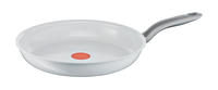 Tefal Ceramic C White Induction C90807 Allzweckpfanne Rund Pfanne (Weiß)