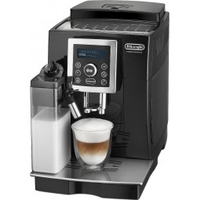 DeLonghi ECAM 23.466.B Freistehend Espressomaschine 1.7l Schwarz Kaffeemaschine (Schwarz)