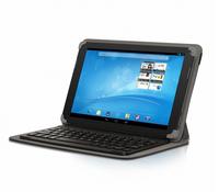 Trekstor 14329 Tastatur für Mobilgerät (Schwarz)