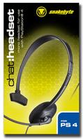 Snakebyte SB908538 Monophon Kopfband Schwarz Headset (Schwarz)