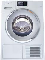 Miele TMV 840 WP SFinish&Eco XL Freistehend Frontlader 9kg Weiß (Weiß)
