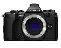 Olympus OM-D E-M5 Mark II (Schwarz)