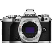 Olympus OM-D E-M5 Mark II (Schwarz, Silber)