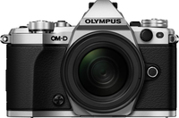 Olympus OM-D E-M5 Mark II + M.ZUIKO ED 12-40mm (Silber)